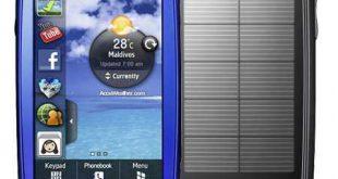 Samsung presenta il cellulare ecologico: Samsung S7550 Blue Earth