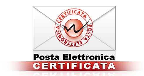 Arriva la posta certificata