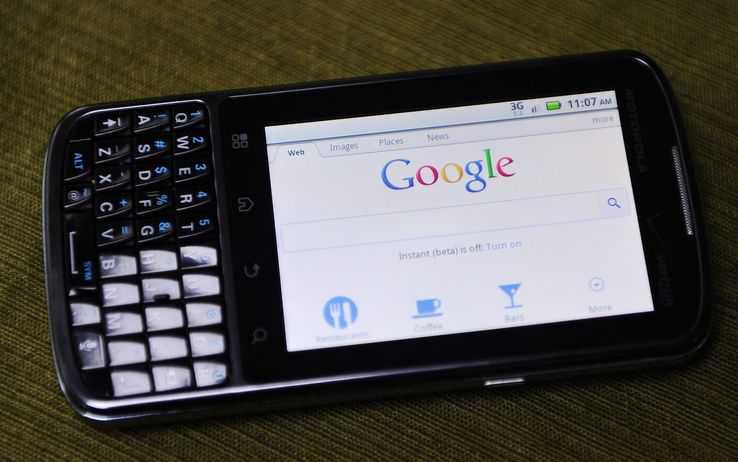 Google acquista il colosso Motorola