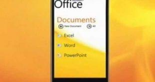 Produttività garantita con Office su Windows Phone 7