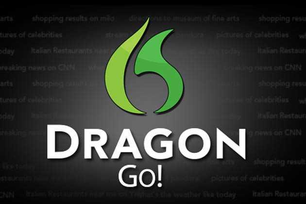 Nuance lancia Dragon Go! Servizio di riconoscimento vocale per Android
