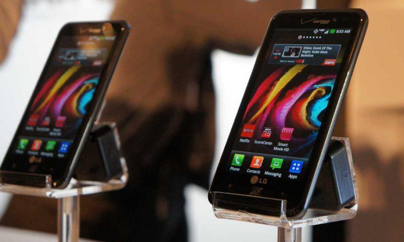 LG Spectrum svelato al CES: dual-core e display HD