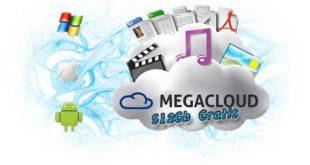 Come avere 512 Gbyte di spazio gratuito online con Megacloud