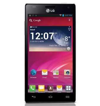 LG Optimus 4X HD P880, la potenza coreana al MWC 2012