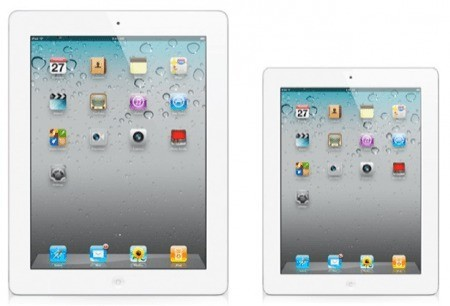 In arrivo l'iPad da 7,85 pollici?