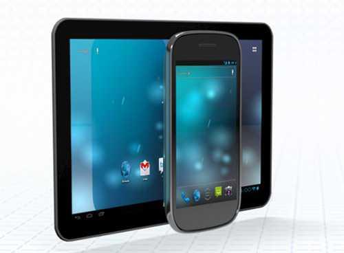 """""""Nexus Tablet"""" con display da 7″"""