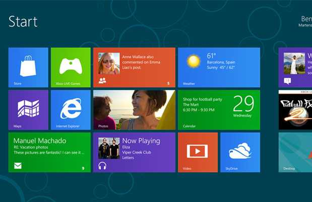 Windows 8, ora Microsoft punta sul touch screen per il desktop del futuro