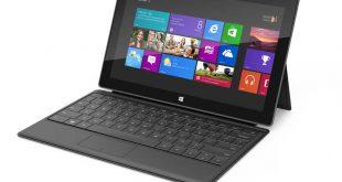 Microsoft svela Surface il suo tablet anti-iPad