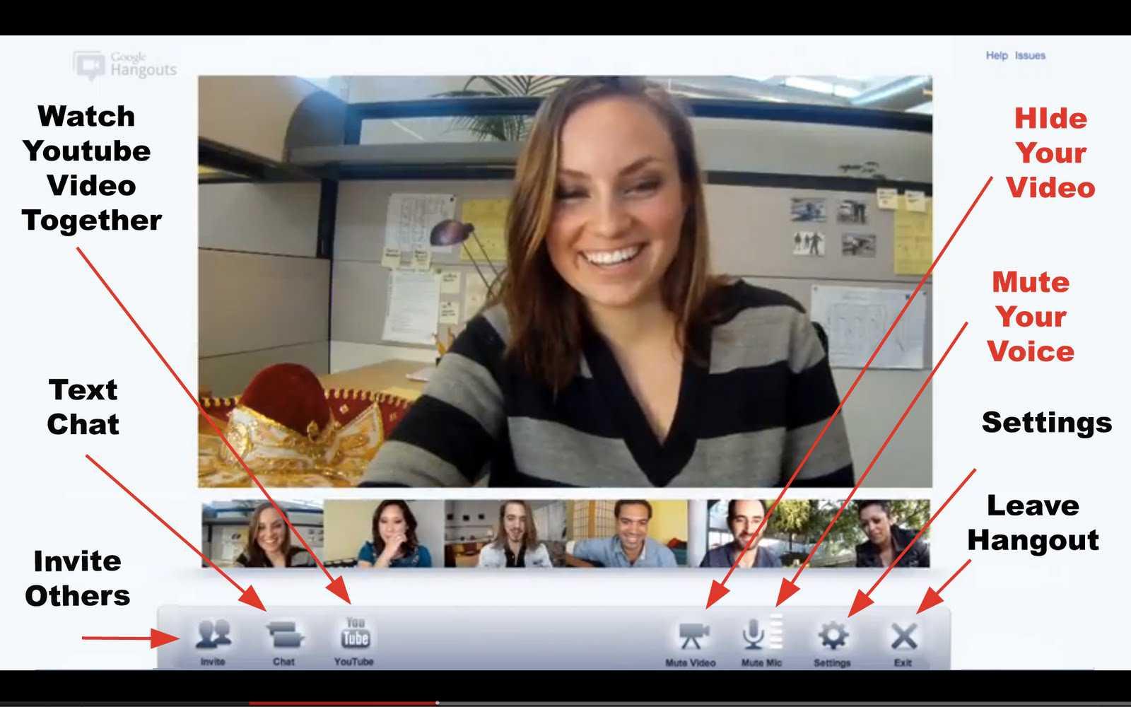 Gmail:Arriva Google Hangouts