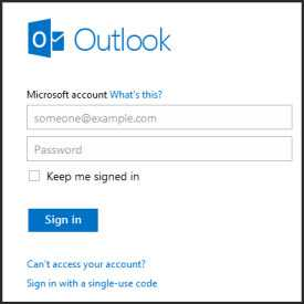 In arrivo @outlook.it per le email italiane