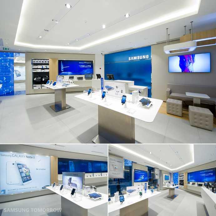 Samsung apre il primo Store a Parigi!!!