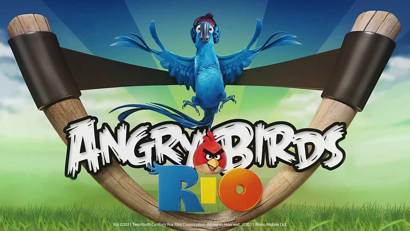 Angry Birds Rio si aggiorna con 24 nuovi livelli e tante altre novità!