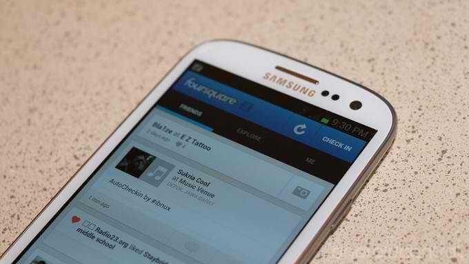 Foursquare si aggiorna e migliora ancora