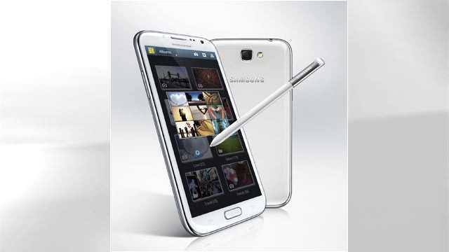 Samsung Note 2 con Snapdragon 600 ma solo in Cina