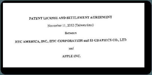 Htc e Apple trovano l'accordo in tribunale e… Samsung rimane a guardare!