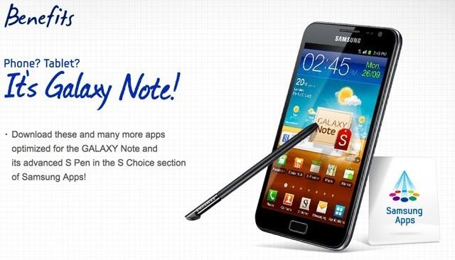 Confermata da Samsung la Premium Suite con Jelly Bean per il Galaxy Note!!!