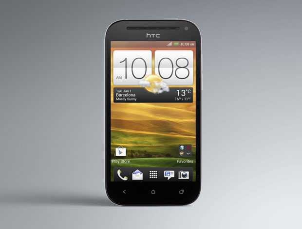 HTC introduce il nuovo One SV in Europa