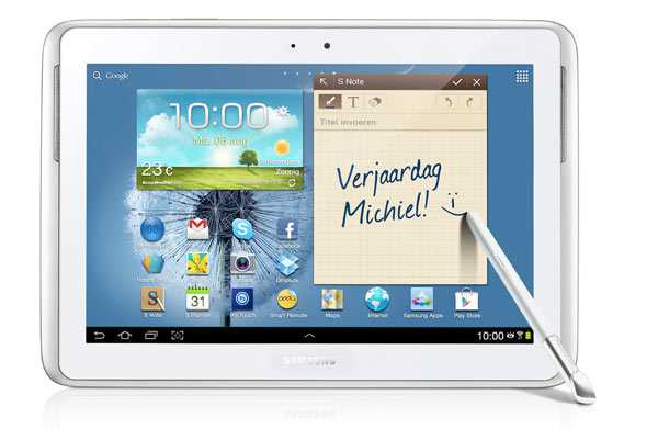 Samsung Galaxy Note 10.1 2014 | Iniziato il roll out di Android 4.4 KitKat