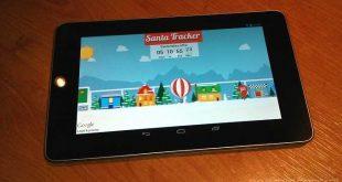 Seguiamo il percorso di Babbo Natale grazie a Google Santa Tracker quest'anno!!!