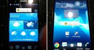 Sony vuole anticipare Samsung ed Apple presentando il nuovo Xperia Z a Gennaio?