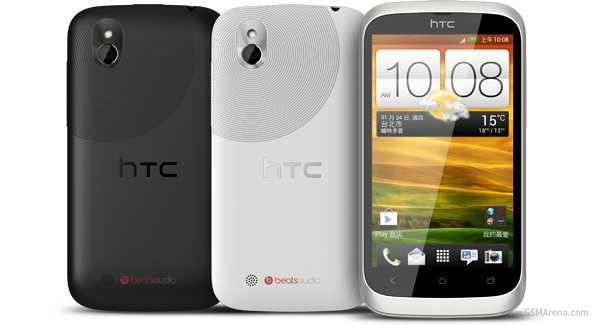 HTC annuncia smarthphone android a basso costo