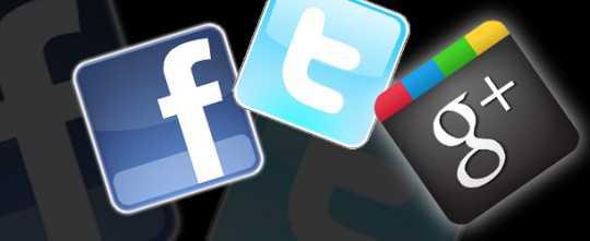 Google+ sorpassa Twitter e diventa il secondo social network al mondo dopo Facebook!