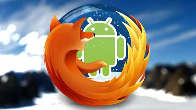 Firefox per Android si aggiorna migliorando le prestazioni Java e altro ancora
