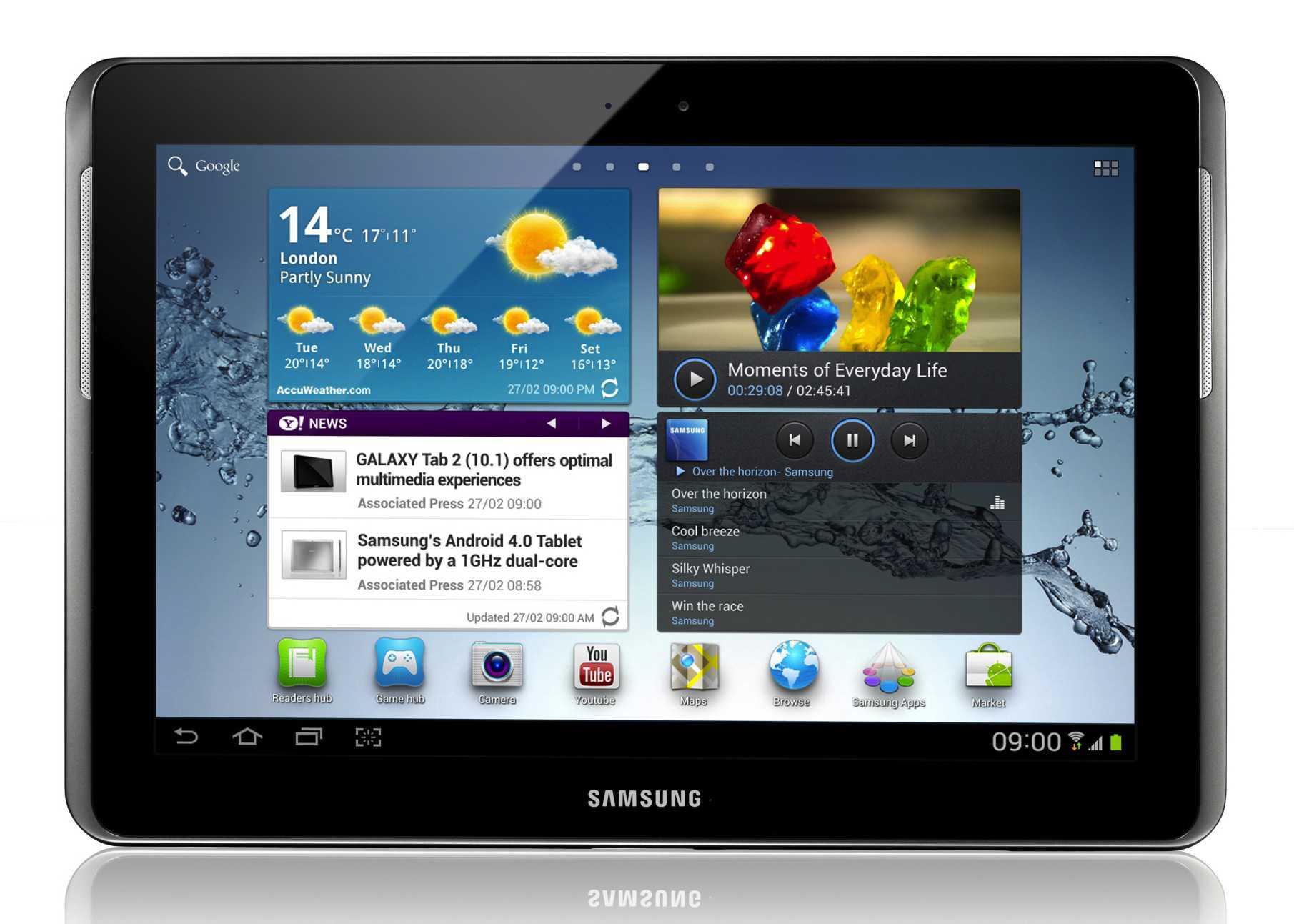 Jelly Bean ancora in aggiornamento sul Samsung Galaxy Tab2 10.1, i modelli da 7″ lo riceveranno a breve