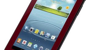 Samsung Galaxy Tab 2 7.0 diventa rosso
