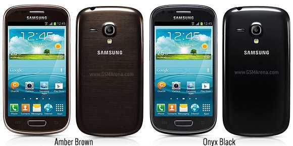 Samsung Galaxy S III mini ecco i nuovi colori ufficiali