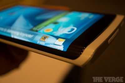 CES 2013: Samsung Youm: primo video del prototipo con display flessibile