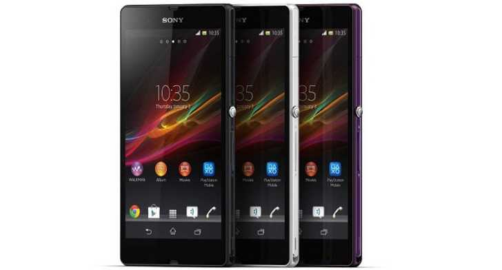 Sony Xperia Z cotto a puntino….