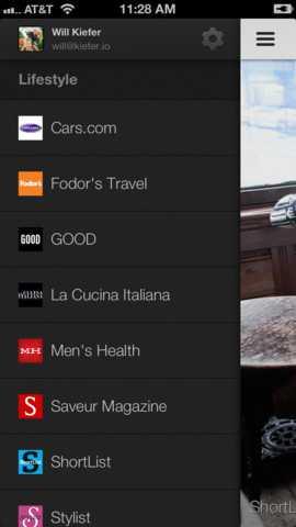 Google Currents si aggiorna anche su iOS con tante novità