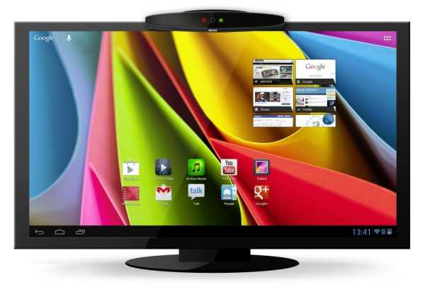 Archos annuncia la Tv Connect e trasforma le nostre Tv in enormi Tablet!