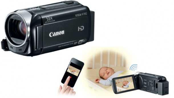 CES 2013: Canon presenta la nuova app CameraAccess per i flussi remoti su smartphone