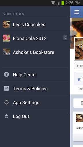 Arriva l'app ufficiale di Facebook per gestire le nostre pagine personali!
