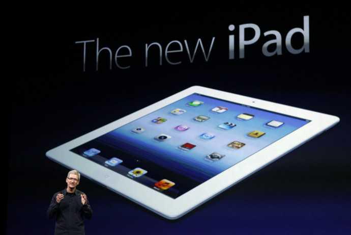 [Rumor] Apple iPad 4 – In arrivo un nuovo modello da 128GB?
