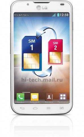 Anticipazioni sull'LG Optimus L7 II Dual – si prevede lancio al MWC