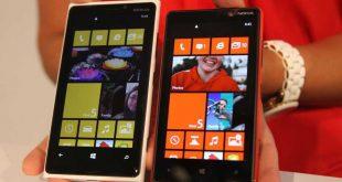 I Nokia Lumia 920 e 820 si aggiornano alla versione WP8 'Portico'!