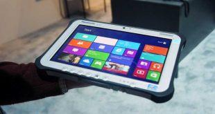 CES 2013: Panasonic presenta 2 Tablet Ultra resistenti Android e Windows 8 Pro