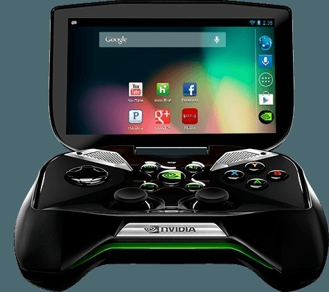 Nvidia Project Shield – Borderlands 2 e Steam in video