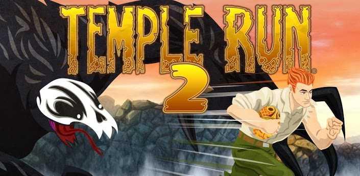 Temple Run 2 disponibile per Android attraverso il Google Play Store