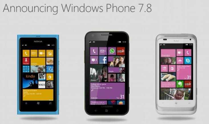 Windows Phone 7.8 – Aggiornamento in arrivo il 31 Gennaio!