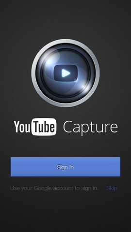 Youtube Capture per iOS si aggiorna con il supporto ai video 1080p