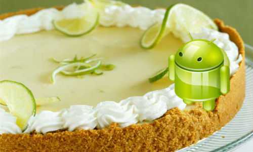 Android 5.0 (Key Lime Pie)