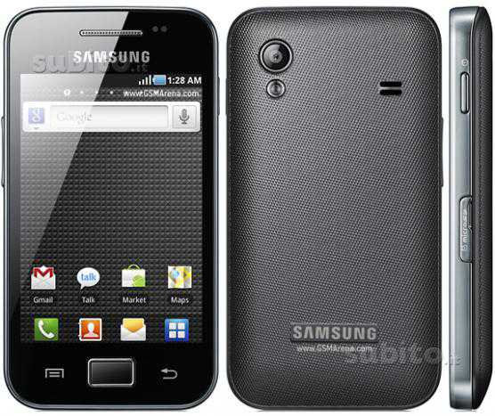 Samsung inizia a fare i test Jelly Bean per il Galaxy Ace 2