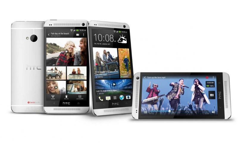 Android 4.2.2 per HTC One, il video