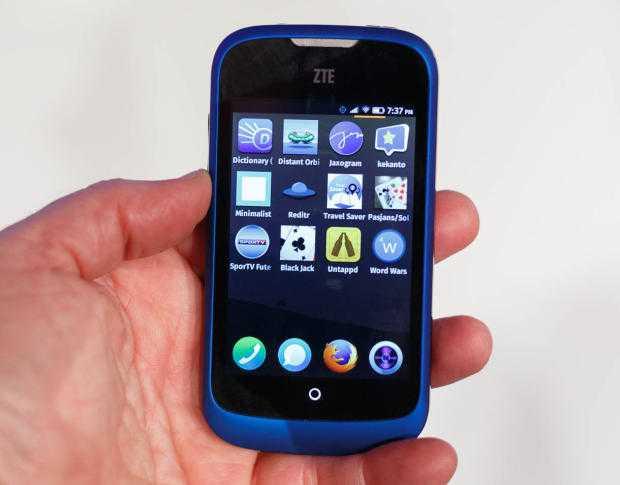 MWC 2013: ZTE mostra il suo Firefox Phone