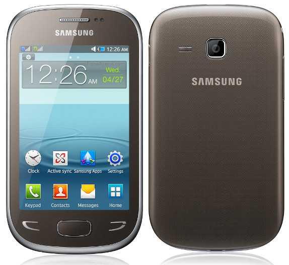 Featurephone duri a morire: Samsung annuncia la nuova serie REX