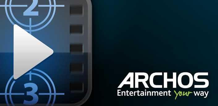 Archos rilascia una versione gratuita del suo ottimo Player Video